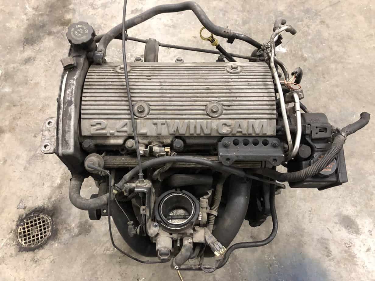 ENGINE BLOCK FOR 1996-2001 PONTIAC GRAND AM 2.4L | on ...